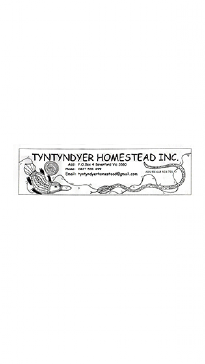 Tyntyndyer Homestead Incorporated